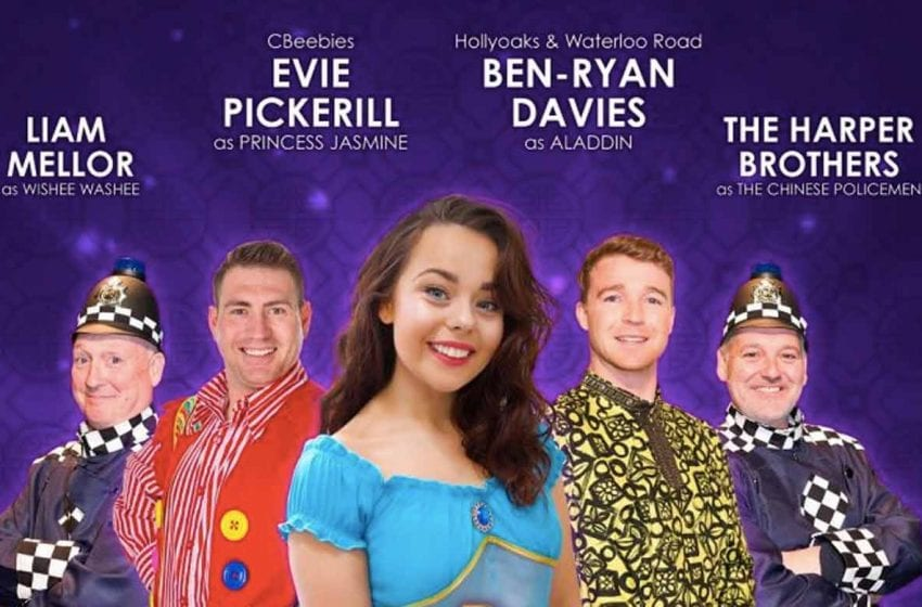 Aladdin Pantomime Accused Of Racism: We Can Do Better
