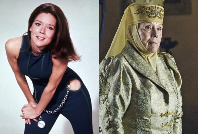 Theatre News: Game of Thrones and West End actress Dame Diana Rigg dies aged 82