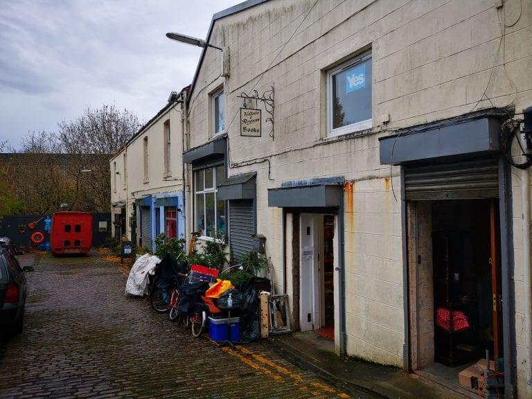 Bookshop of the Week: Voltaire & Rousseau, Glasgow