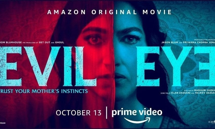 New Trailer for Amazon Prime Horror Movie 'Evil Eye'
