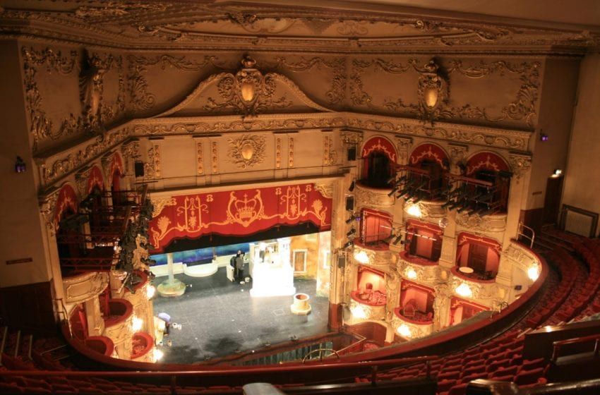 Theatre News: Edinburgh King's and Festival Theatres at risk of closure