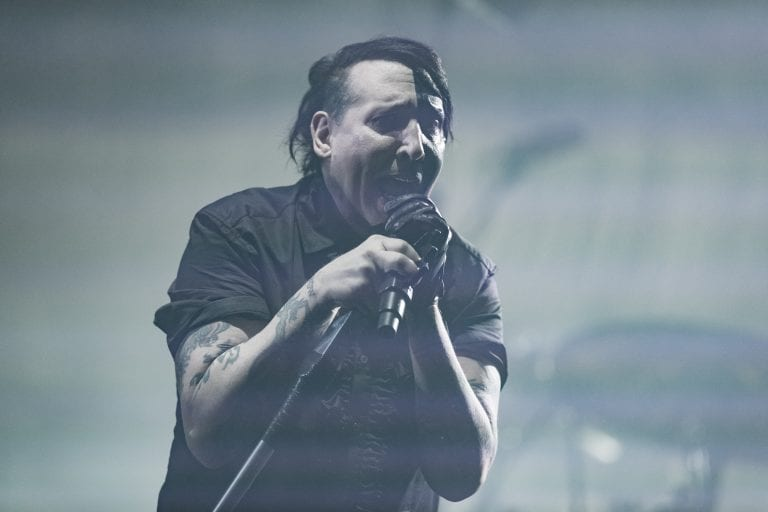 Album Review: WE ARE CHAOS // Marilyn Manson