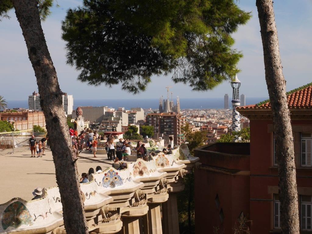 barcelona Park Guell image by Samira Rauner