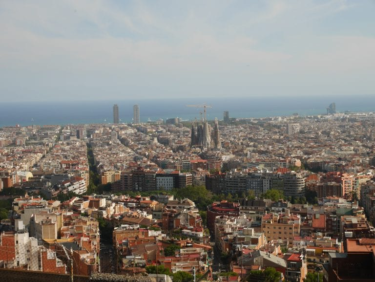 Travelling To: Barcelona, Spain