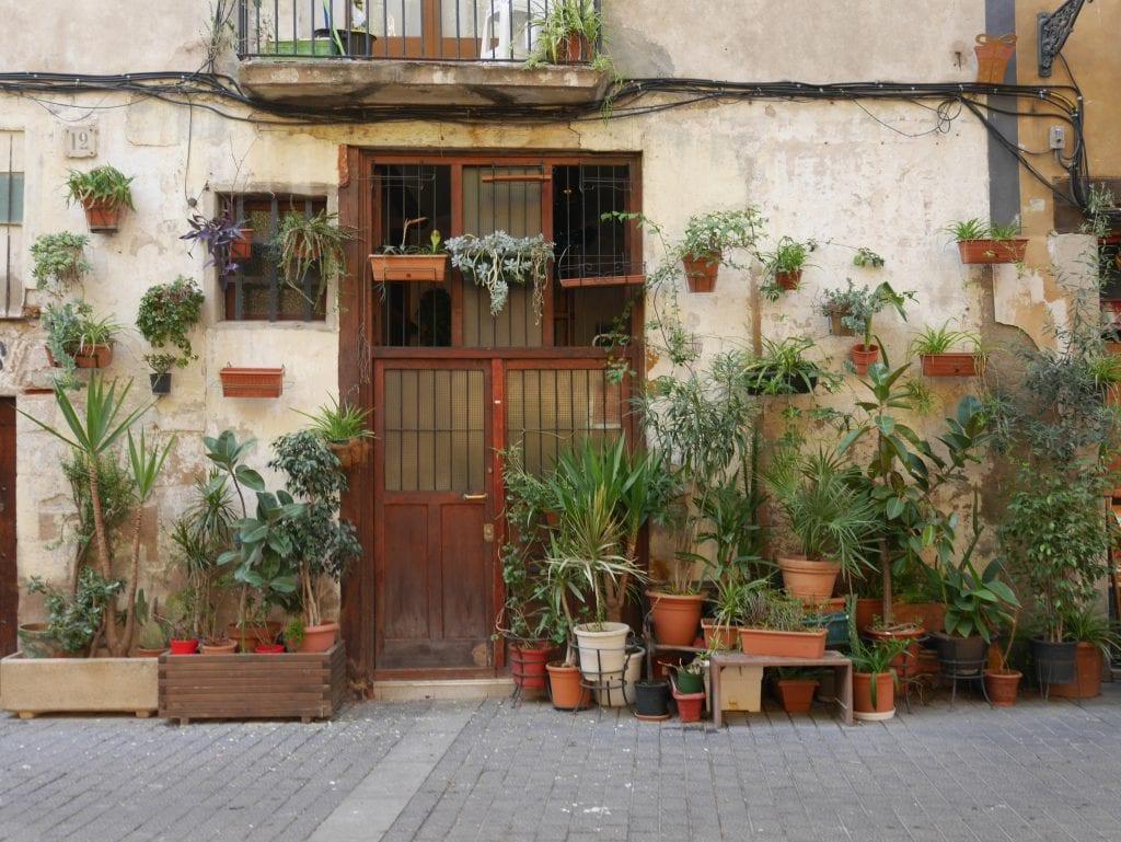 Barcelona, El Born. Image by Samira Rauner.