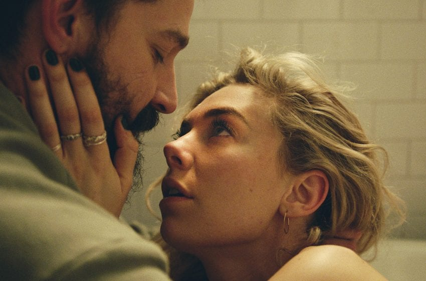 First Look At Vanessa Kirby & Shia LaBeouf In 'Pieces Of A Woman'