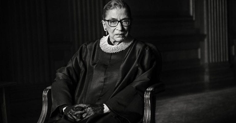 Ruth Bader Ginsburg's Death Should Not Be the End of Liberalism