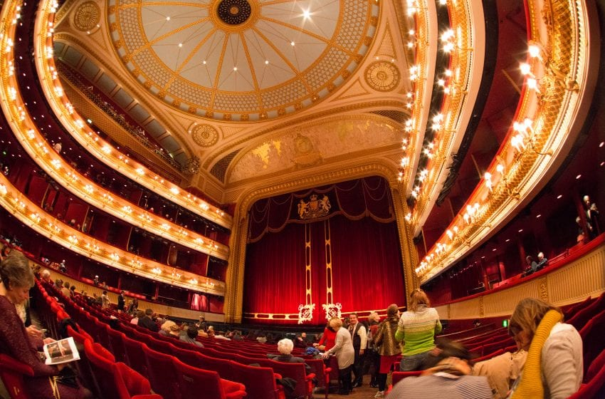 Theatre News: Royal Opera House announces online season in light of lockdown