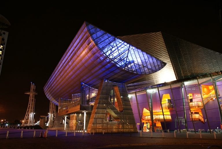 Theatre News: Salford Lowry to Reopen From November