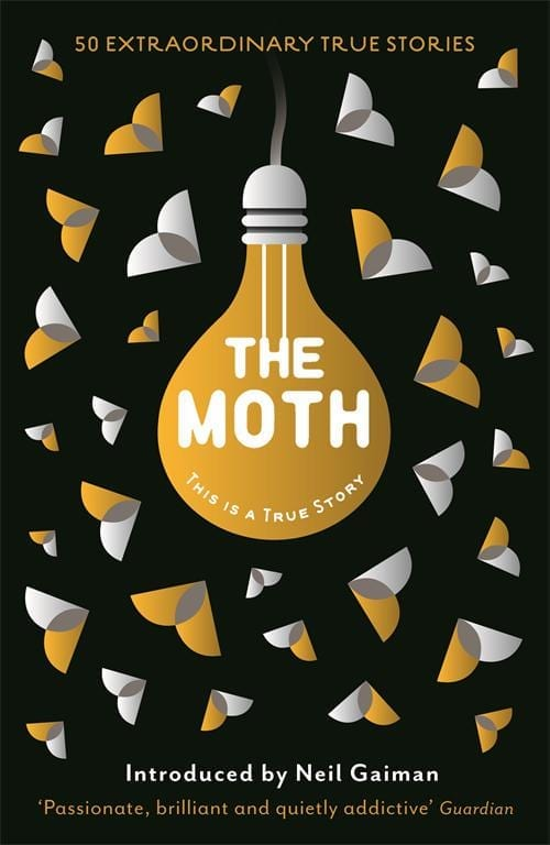 Book Review: The Moth // Various Writers