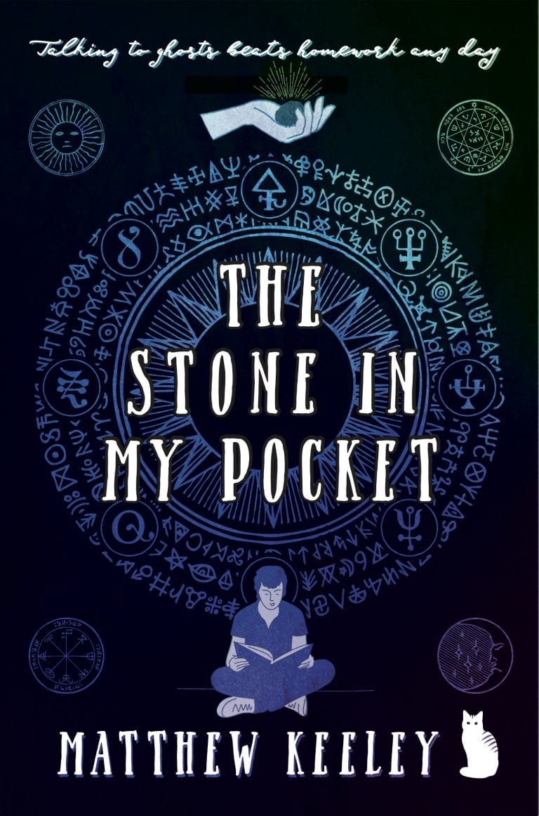 Book Review: The Stone in My Pocket // Matthew Keeley