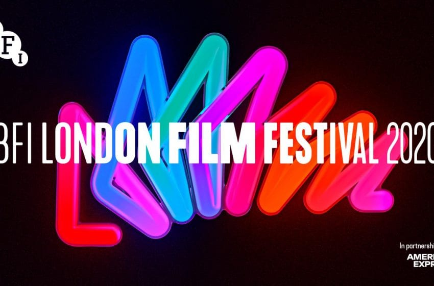 Programme Announced for BFI London Film Festival 2020