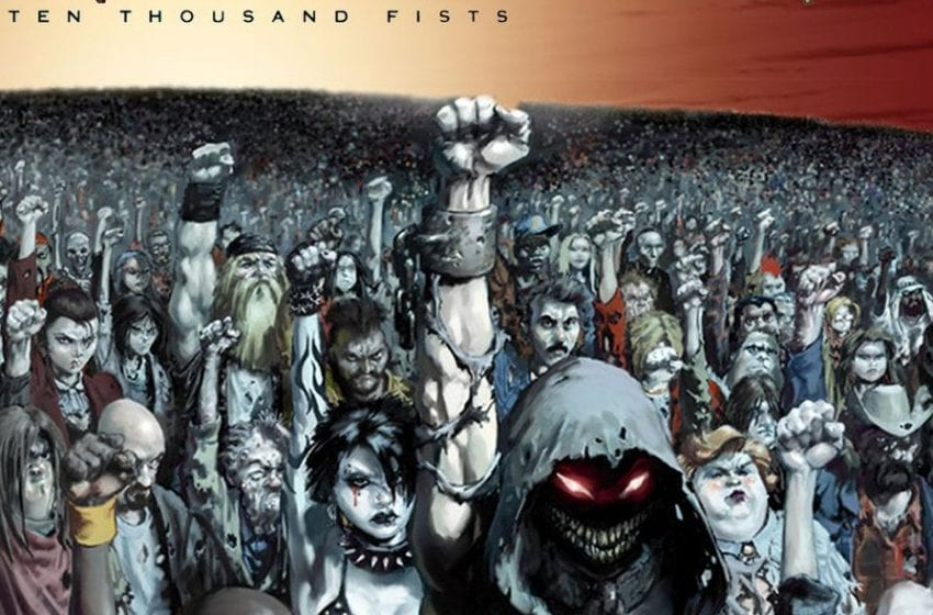 Blast from the Past: Ten Thousand Fists // Disturbed