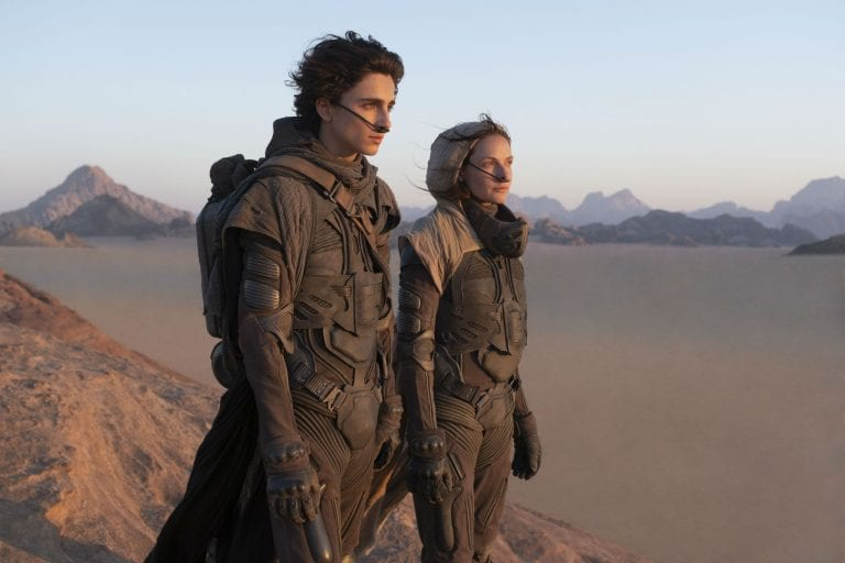 The 'Dune' Trailer is Finally Here