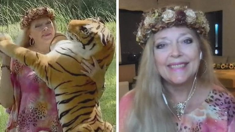 'Tiger King's Carole Baskin is set to join the next season of 'Dancing With The Stars'