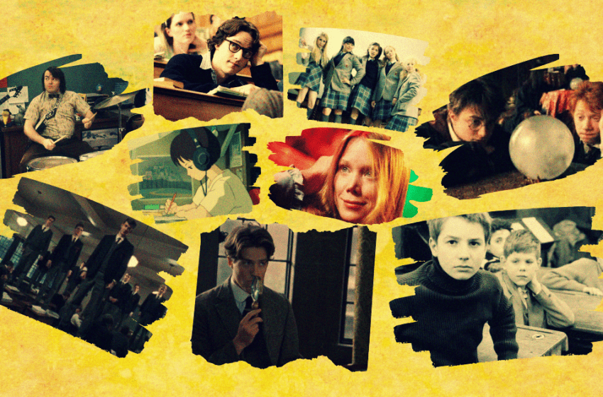 We Don't Need No Education: 20 Films Set in School