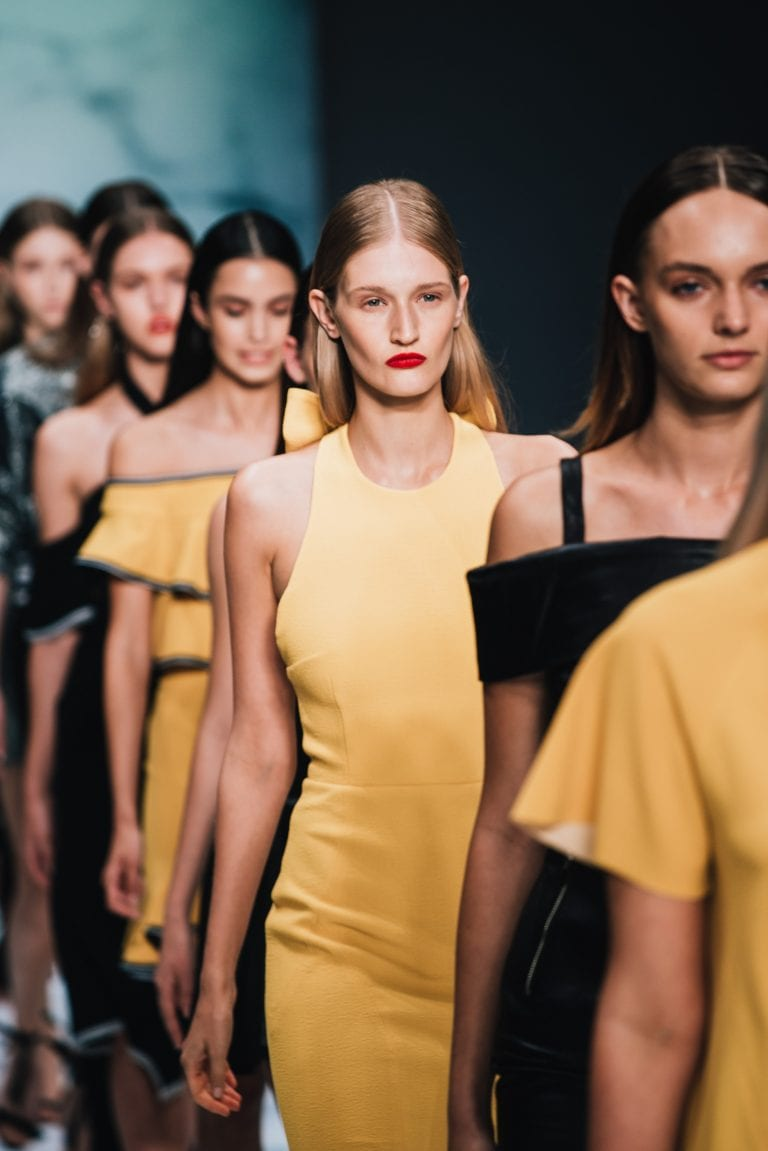 Accelerated Change In The Fashion Industry