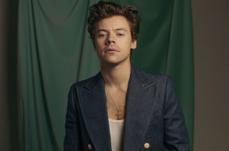Harry Styles Replaces Shia LaBeouf in 'Don't Worry Darling' cast