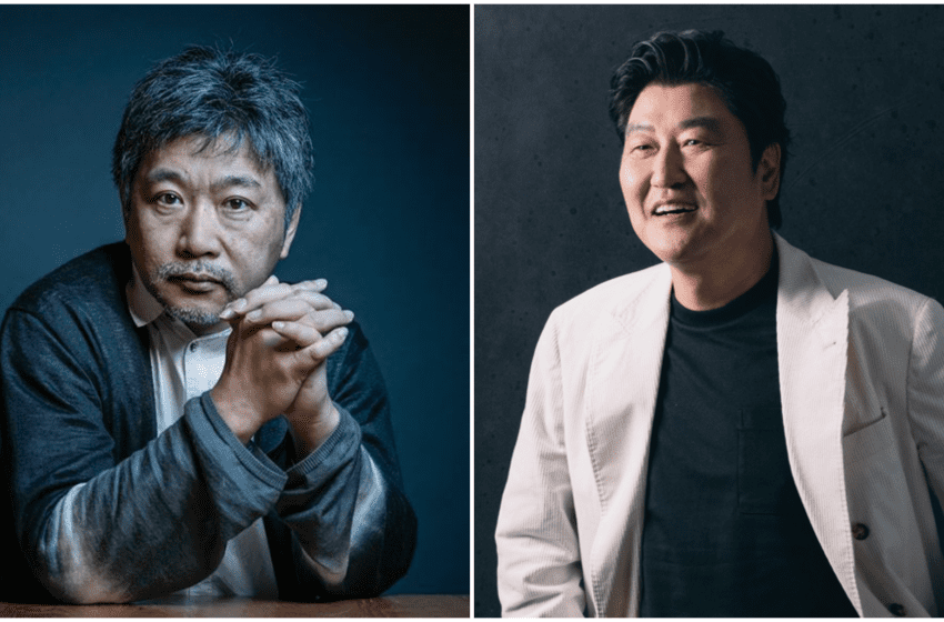 Hirokazu Kore-eda to make first South Korean film with Song Kang-ho