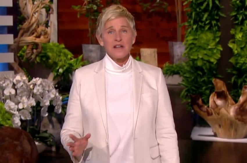 'Boss of 270 people' – Ellen opens show's new season with apology monologue following toxic work environment allegations