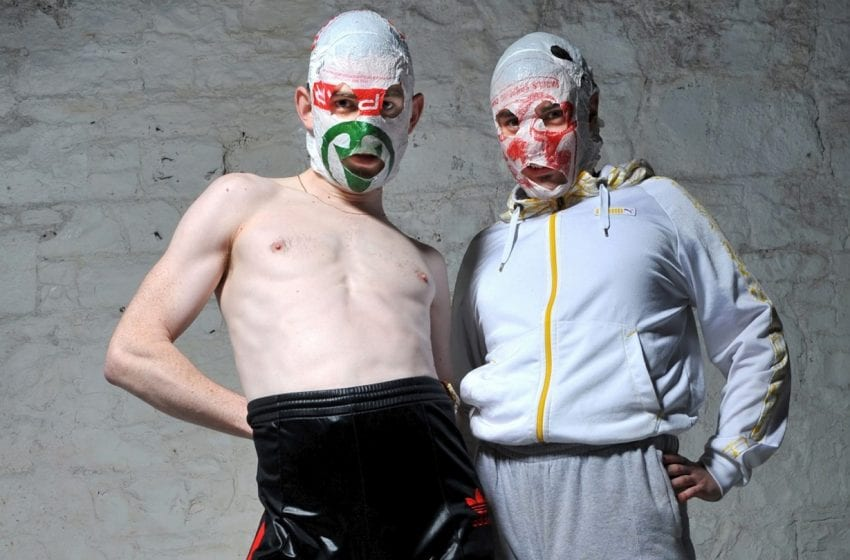Introducing: The Rubberbandits