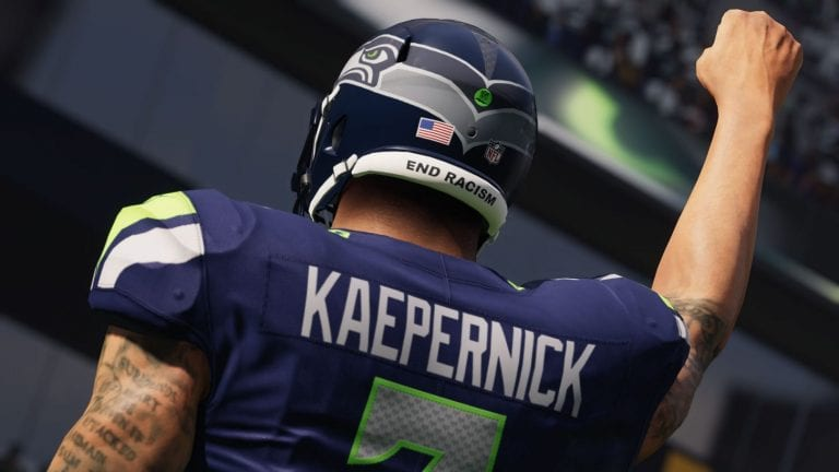 Kaepernick returns to Madden NFL as a top-level free agent