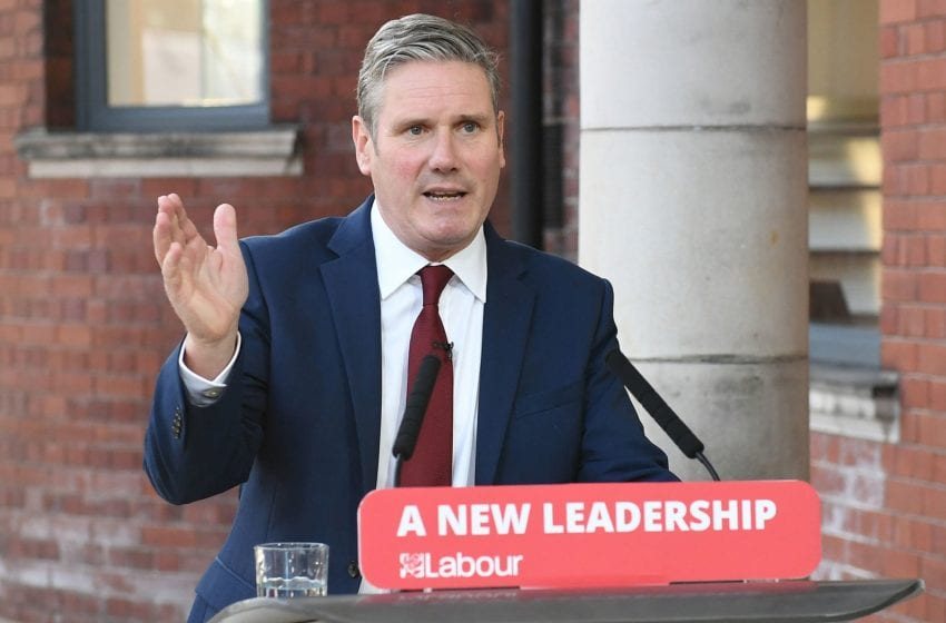 Keir Starmer's Message to Conference: Take Another Look At Labour
