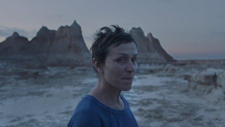 First Look At 'Nomadland' Starring Frances McDormand
