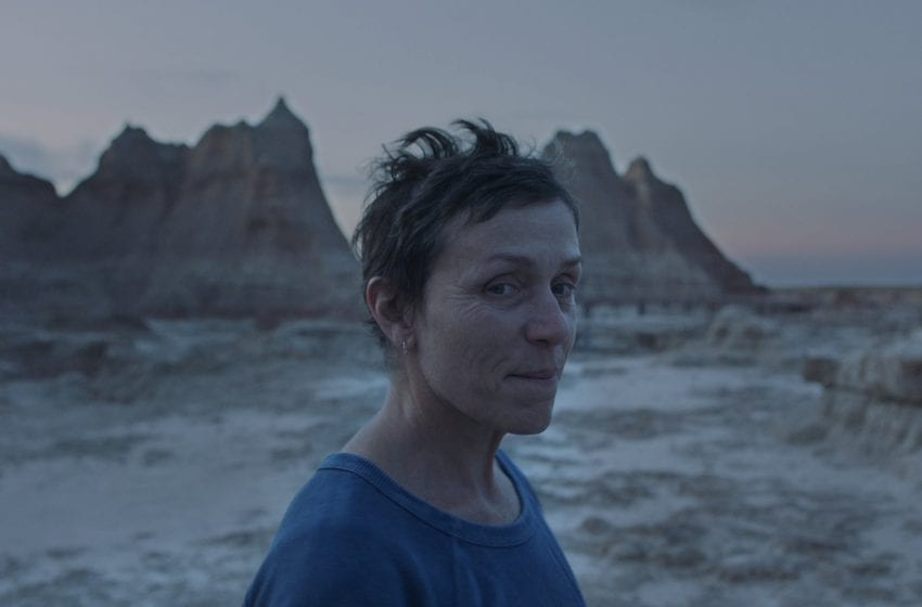 First Look At 'Nomadland' Starring Frances McDormand
