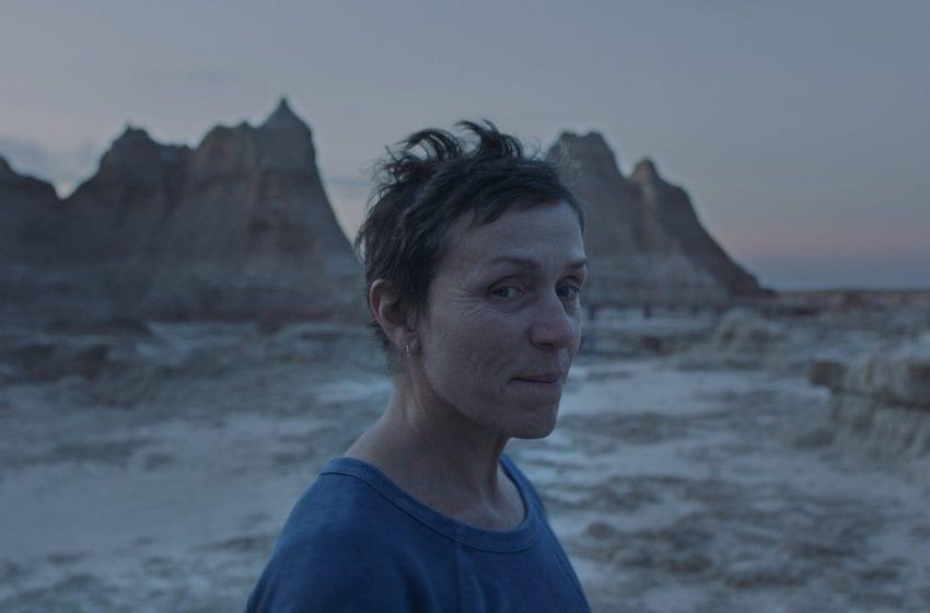 'Nomadland' wins the Golden Lion at the Venice Film Festival 2020