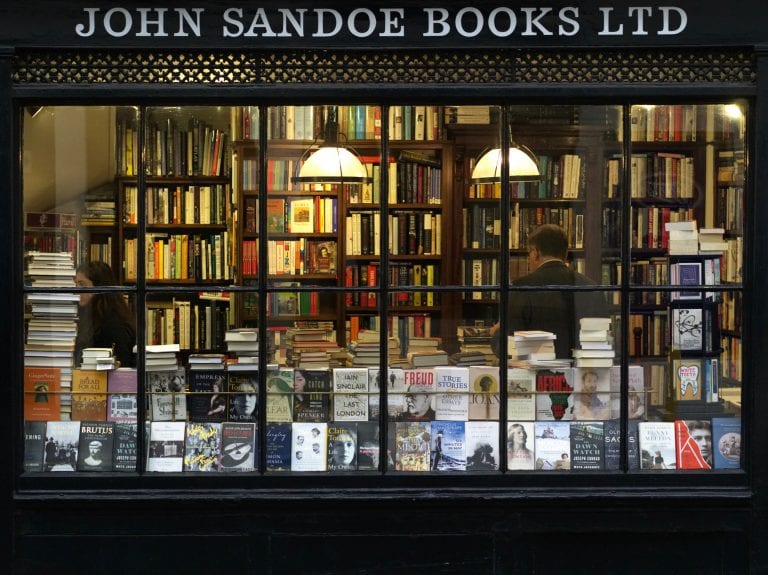 'Bumper Week' For UK Booksellers As 2020 Sales Continue To Rise