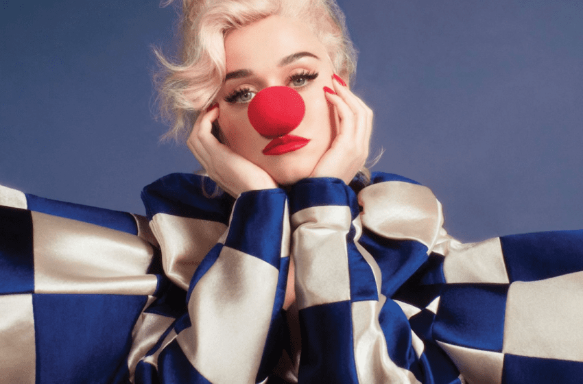 Album Review: Smile // Katy Perry