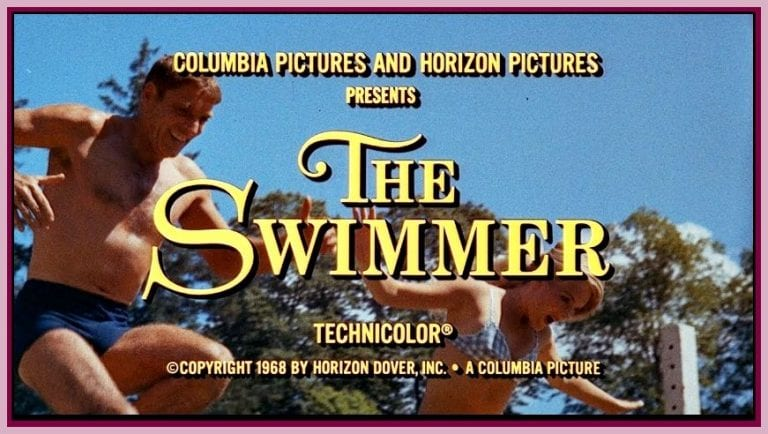 Cult Classic 'The Swimmer' is Back on Blu-Ray: Review