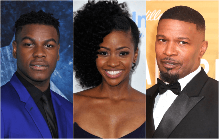 Jamie Foxx, Teyonah Parris and John Boyega Cast in Netflix's 'They Cloned Tyrone'