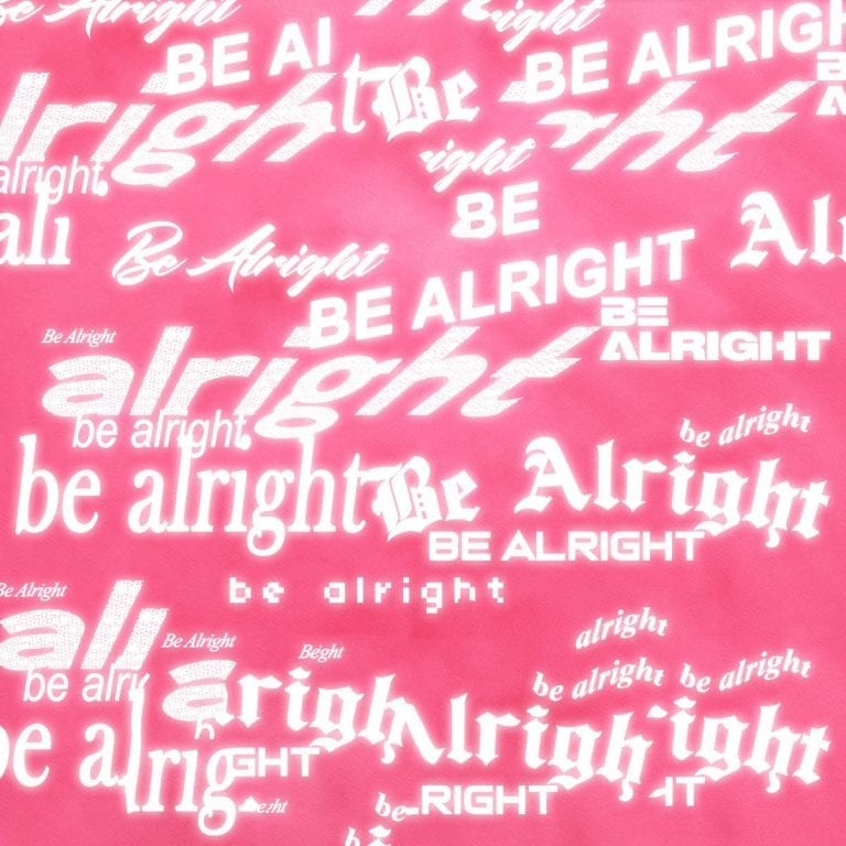 Review: be alright // Lucy Deakin