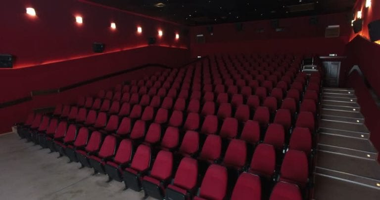 No Films, But We're Open: Working at a Cinema During A Pandemic