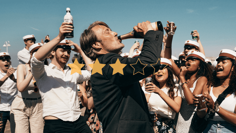 'Another Round' Is A Hazy Tale of Debauchery: LFF Review
