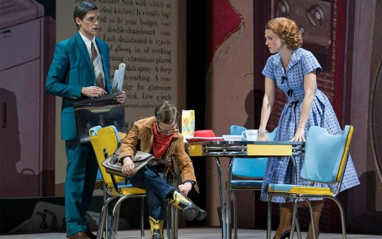 Theatre Review: Trouble In Tahiti // Opera North