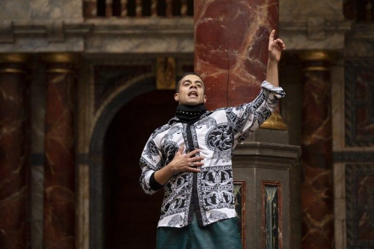 Theatre Review: Romeo & Juliet // Shakespeare's Globe