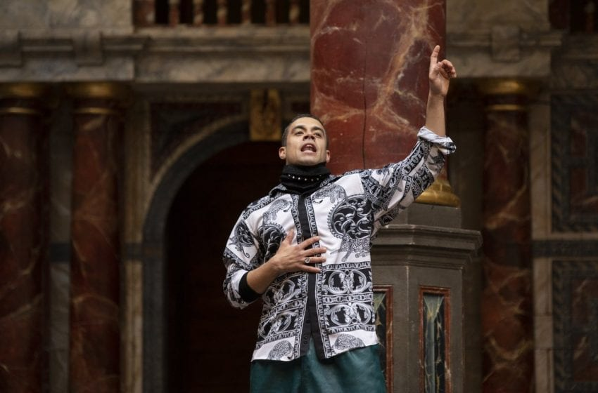 Theatre Review: Romeo & Juliet // Shakespeare's Globe