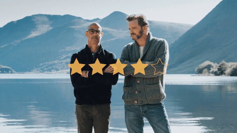 'Supernova' – Colin Firth And Stanley Tucci At A Celestial Career Best: LFF Review