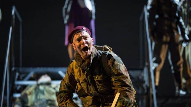 Theatre Review: Only The Brave // Wales Millennium Centre