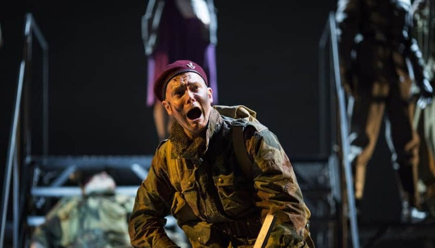Theatre Review: Only The Brave // Wales Millennium Centre