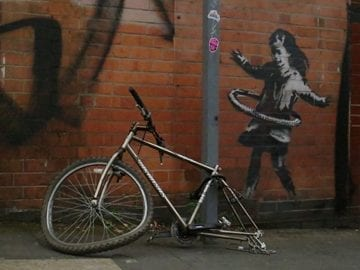 How Banksy Inspired Hope Amid Stricter Lockdown Measures