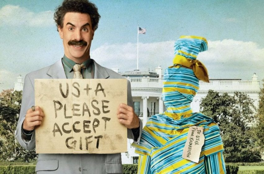 'Borat Subsequent Moviefilm'- A Comically Dark Look at 2020: Review