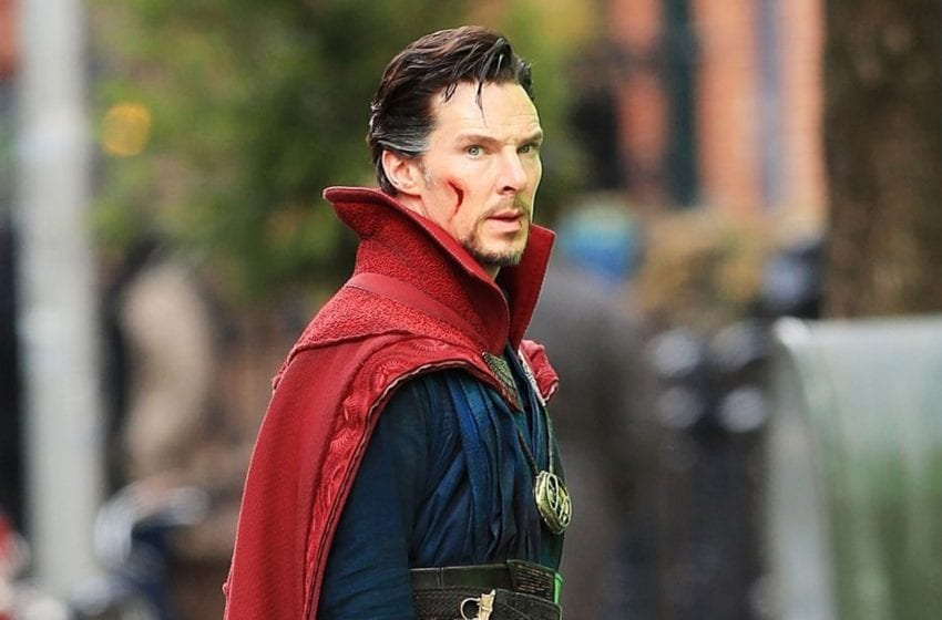 Benedict Cumberbatch Joins Marvel and Sony's 'Spider-Man 3'