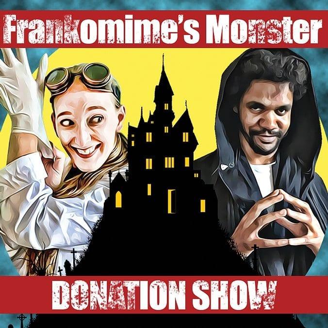 Theatre Review: Frankomime's Monster // Edinburgh Horror Festival