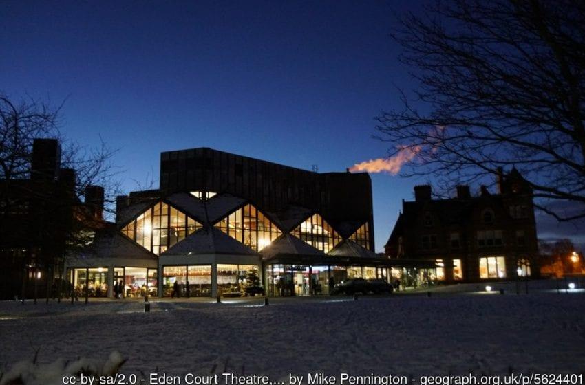 Theatre News: Eden Court to partially reopen its doors