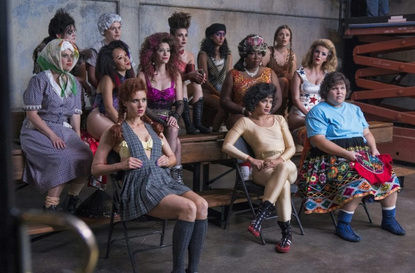 'GLOW' cancelled in latest COVID-related blow to TV