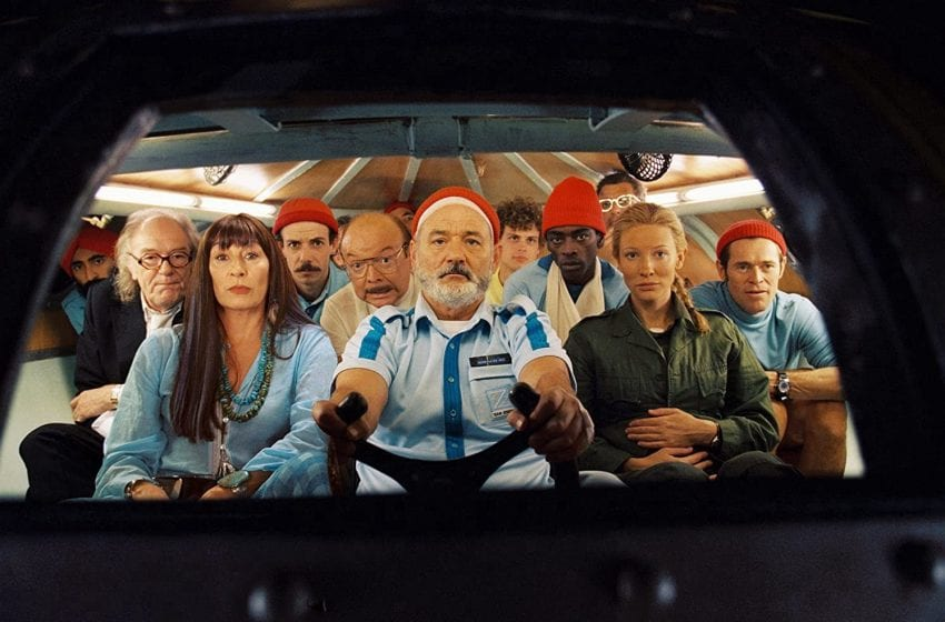 Retrospective: 'The Life Aquatic With Steve Zissou'